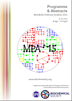 Metabolic Pathway Analysis 2015 - Programme and Abstracts