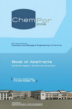 Book of Abstracts of the 10th International Chemical and Biological Engineering Conference - CHEMPOR 2008