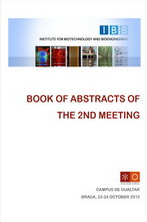 Book of Abstracts of the 2nd Meeting of the Institute for Biotechnology and Bioengineering