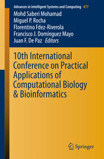 10th International Conference on Practical Applications of Computational Biology & Bioinformatics