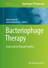 Bacteriophage Therapy: From Lab to Clinical Practice