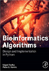 Bioinformatics Algorithms - Design and Implementation in Python