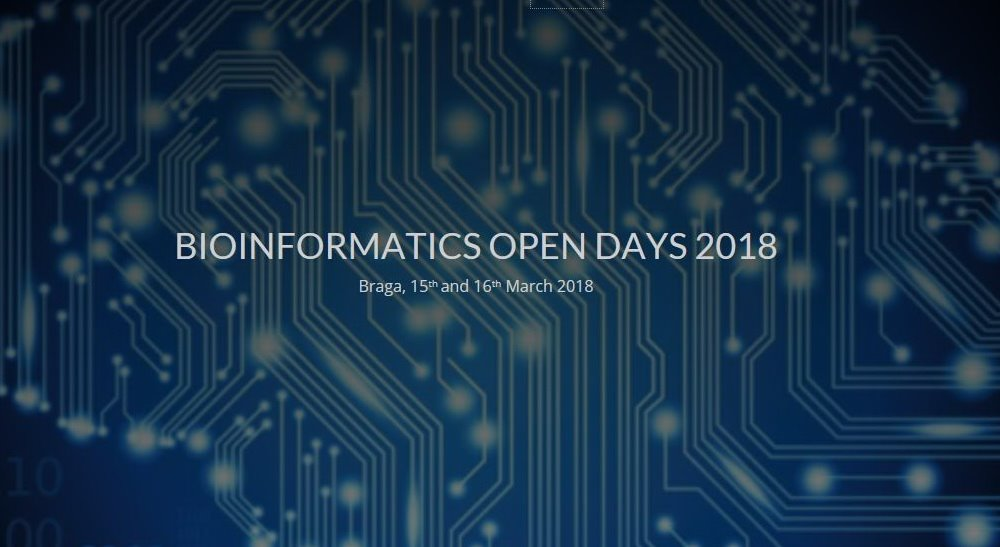 Bioinformatics Open Days 2018