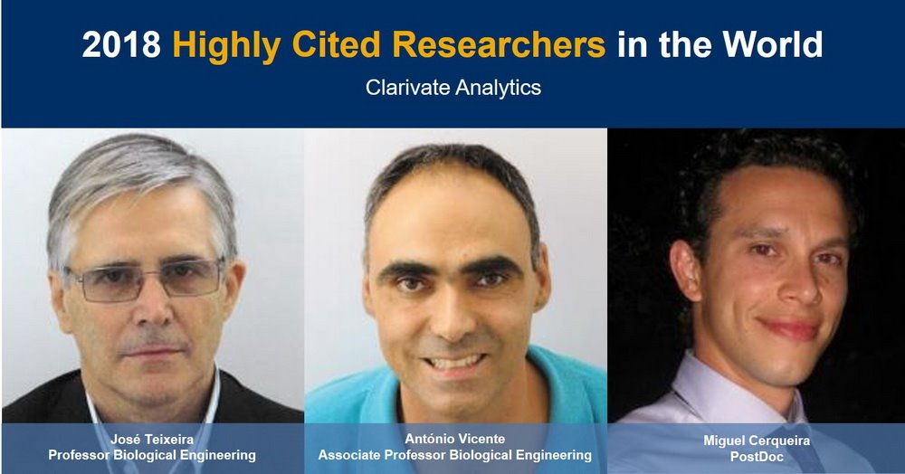 CEB is proud to house 3 highly cited researchers