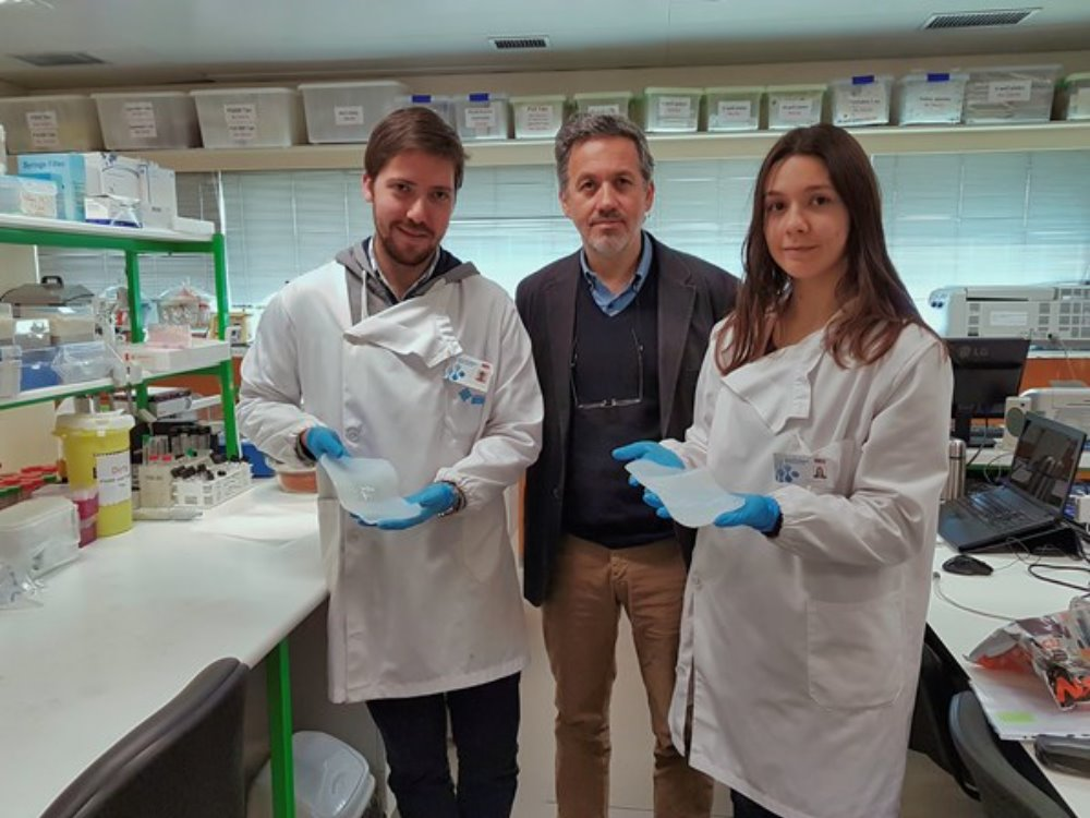 Scientists from the University of Minho develop new generation of compresses